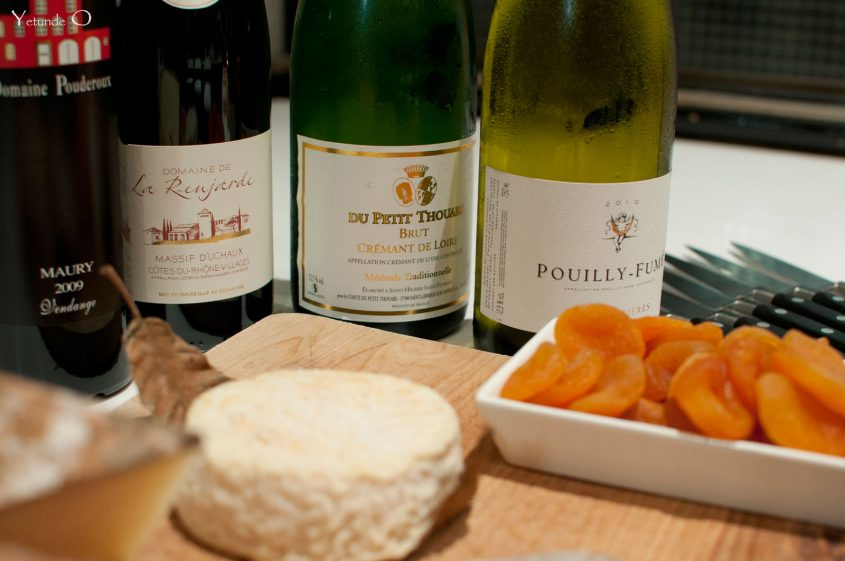 Cheese Wine Class October 8th