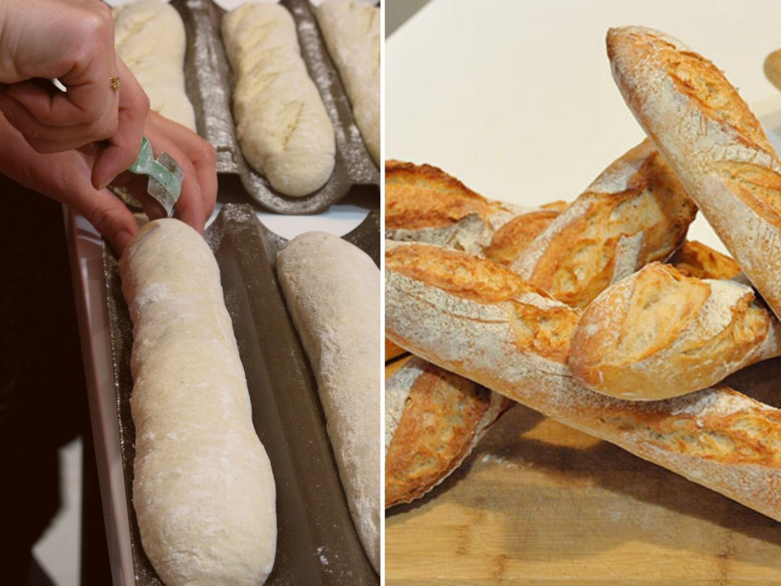 bread baking class paris