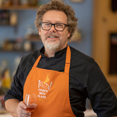 Chef Eric Fraudeau