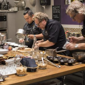 Cook'n With Class 10th anniversary