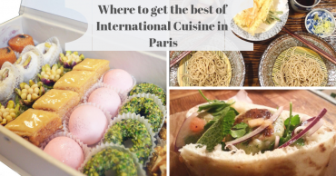 Where to get the best of international cuisine in paris