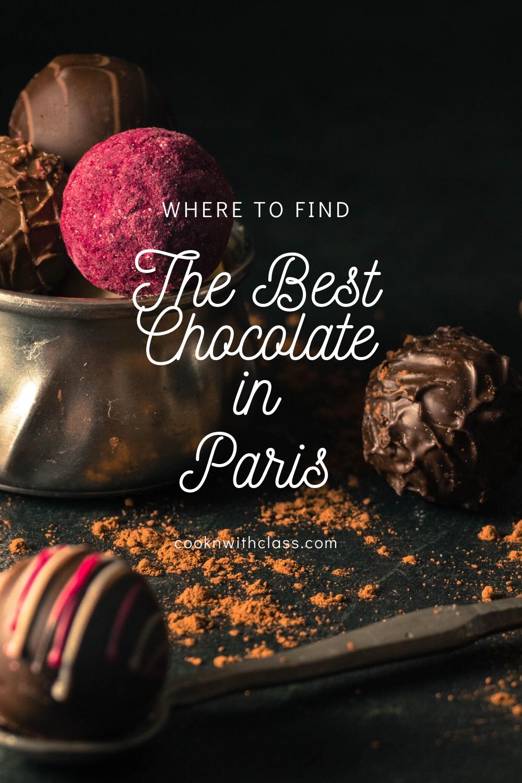 best chocolate in paris