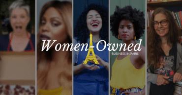 women owned business paris