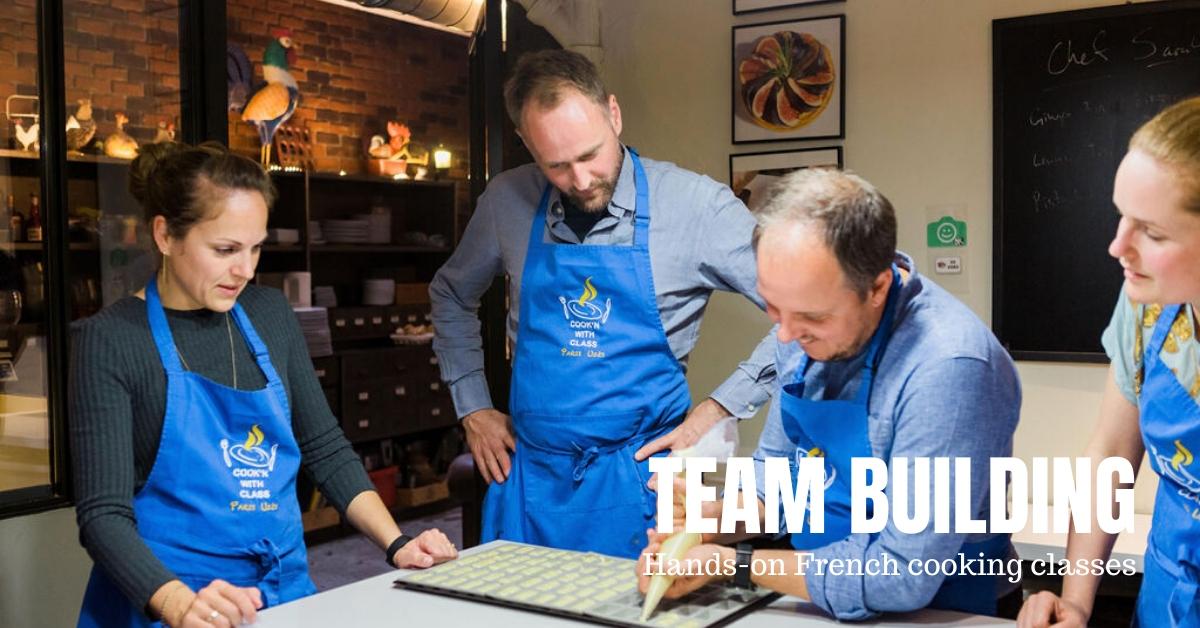 Team building Paris