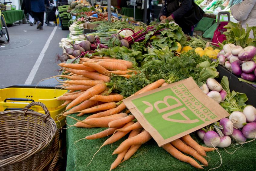 Batignolles Market