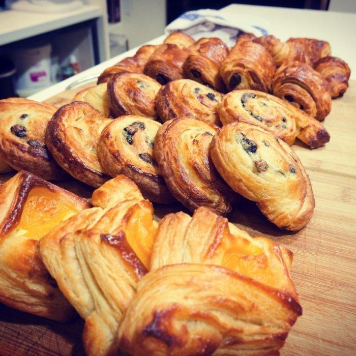 French baking class